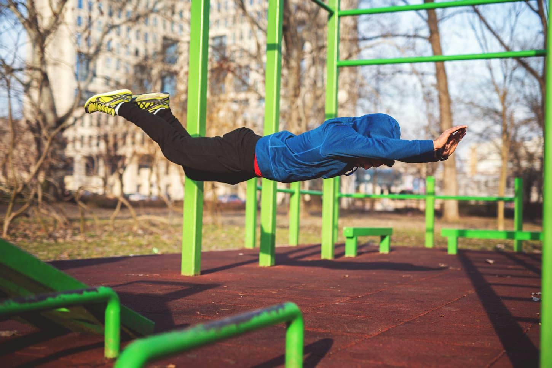 Top 5 des meilleurs livres sur le Street Workout / entrainement au poids de corps