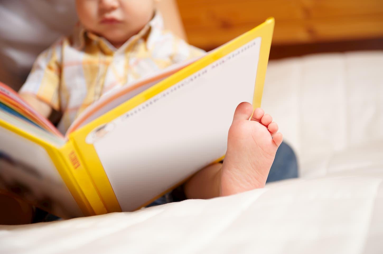 Le top 5 des meilleurs livres pour bébé