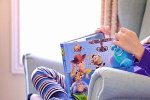 Le top 5 des meilleurs livres Disney